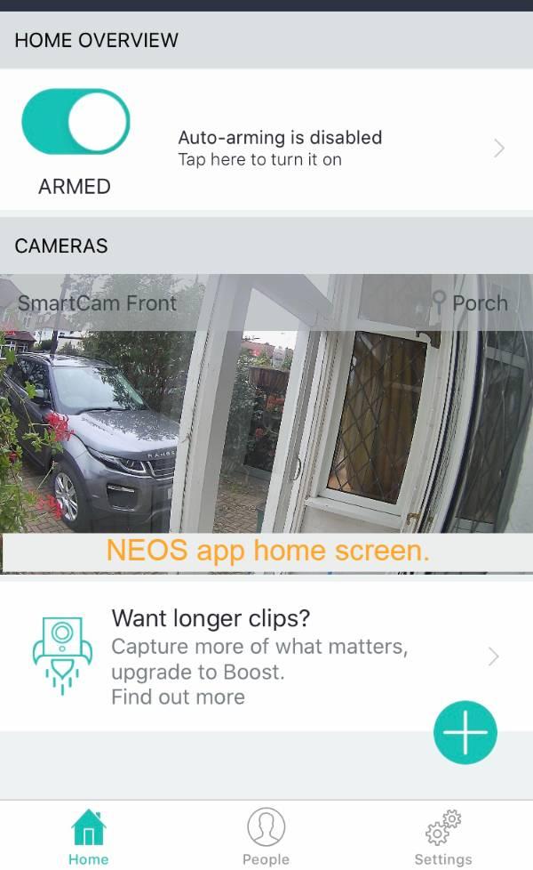 NEOS-app-home-screen-techlifediy.com-neos-smart-cam-review