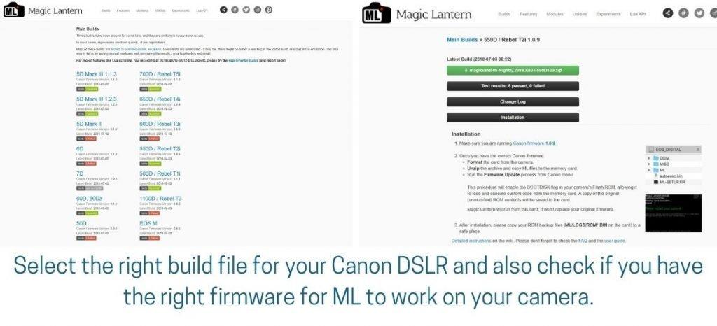 Magic-Lantern-website-download-screenshot-make-sure-right-firmware
