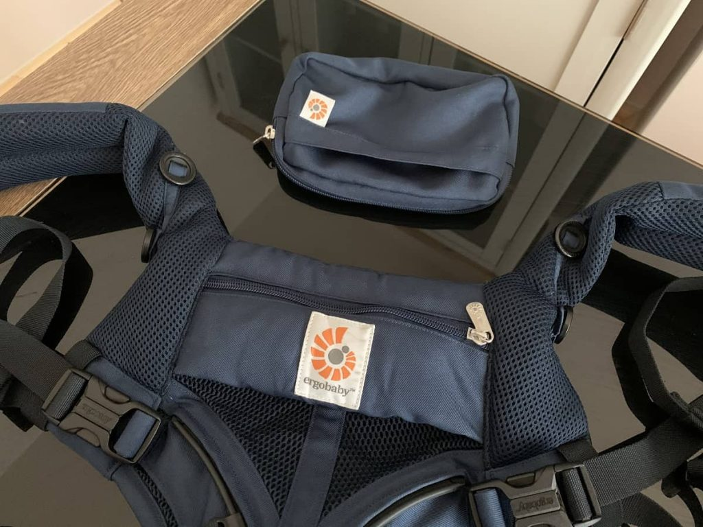 Our-ergobaby-omni-360-baby-carrier-came-with-a-handy-removal-pouch