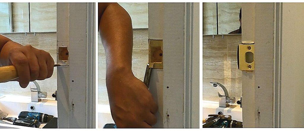 26-chiselling-door-fram-for-door-knob-strike-plate