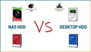 Read more about the article How and Why are NAS Hard Drives Different from Desktop Hard Drives