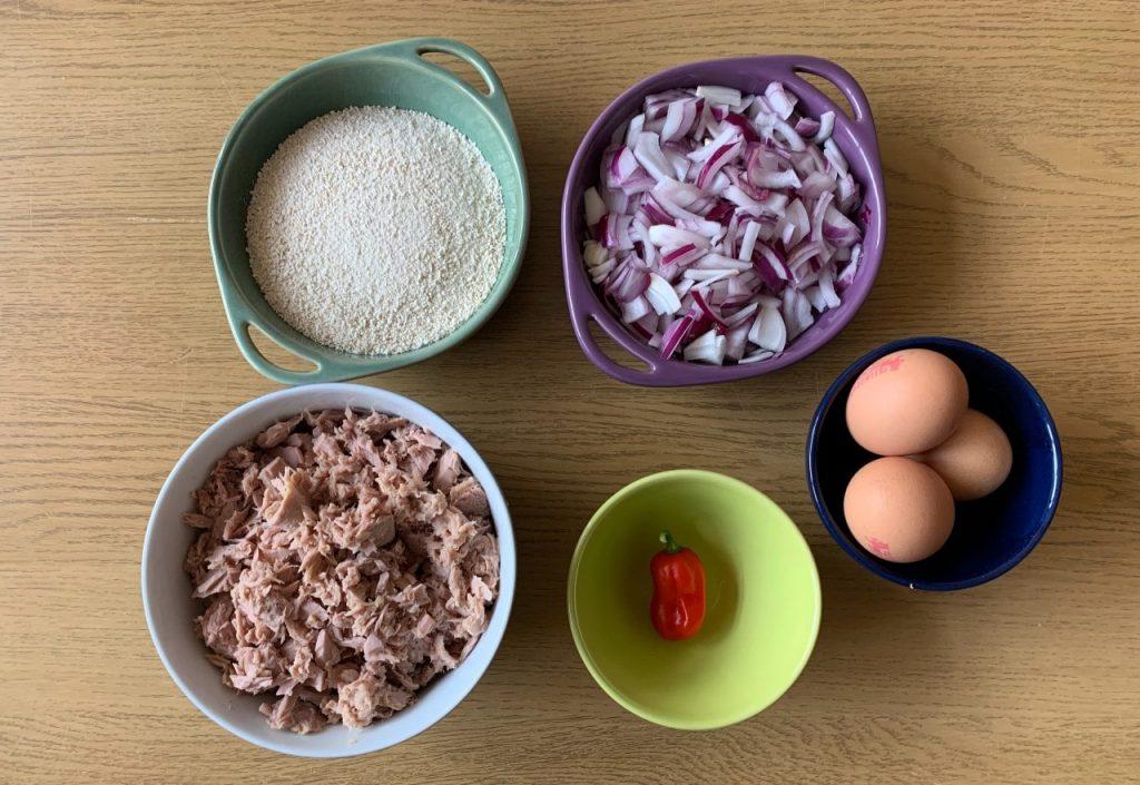 Tuna-cutlets-burger-recipe-ingredients