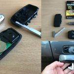 How to Replace the Smart Key Battery in a Range Rover Evoque and How to Unlock the Door without it
