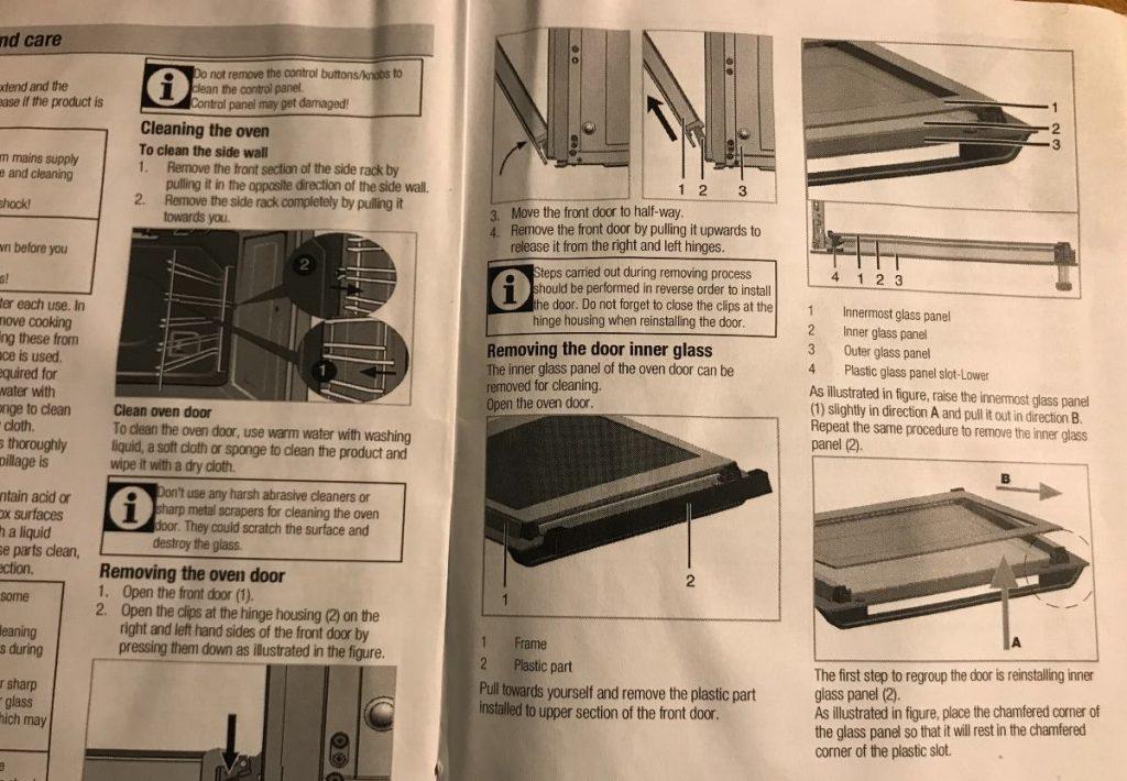 beko-bxif35300x-oven-door-diagram-manual